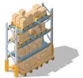 consulenza per acquisto soluzioni di stoccaggio magazzino Technisafe srl